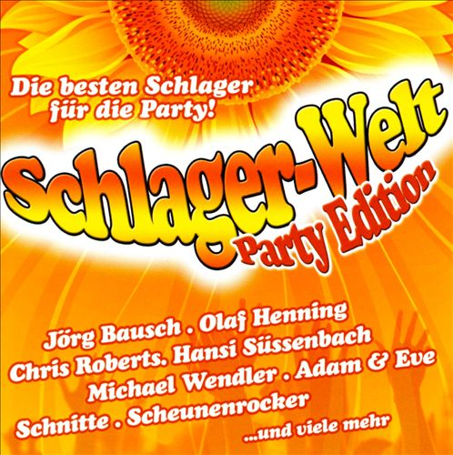 Schlager-Welt: Party Edition