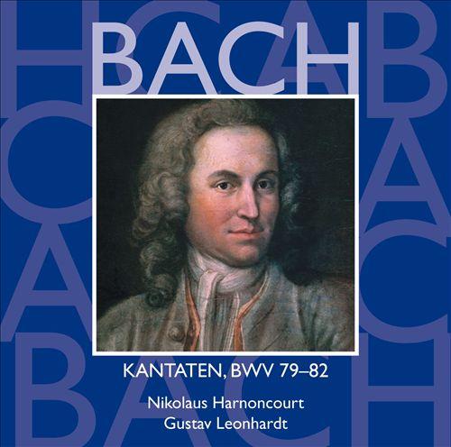 Bach: Kantaten, BWV 79-82