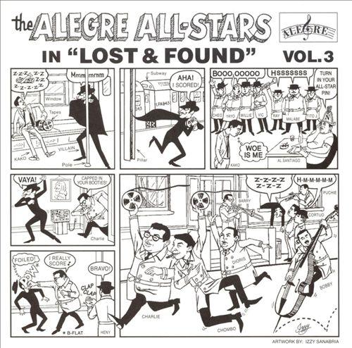 The Alegre All-Stars, Vol. 3: Lost and Found