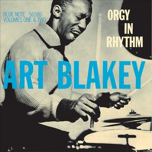 Orgy in Rhythm, Vols. 1-2