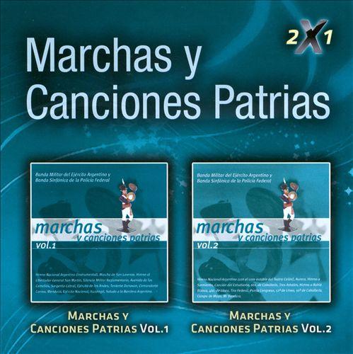 Marchas y Canciones Patrias