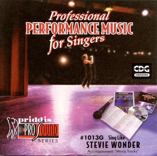 Sing Like Stevie Wonder