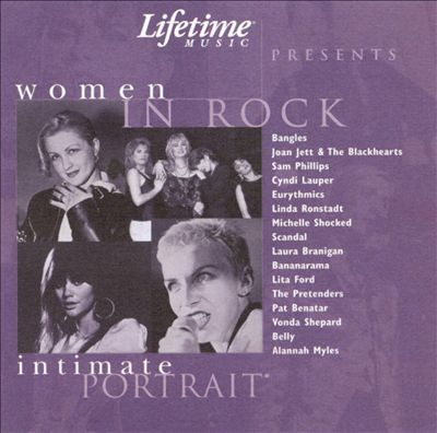 Intimate Portrait: Women in Rock