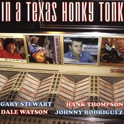 In a Texas Honky Tonk