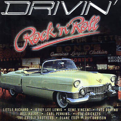 Drivin' Rock 'N' Roll [Castle Pulse]