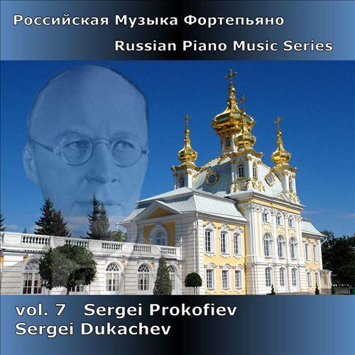 Russian Piano Music Vol. 7: Prokofiev