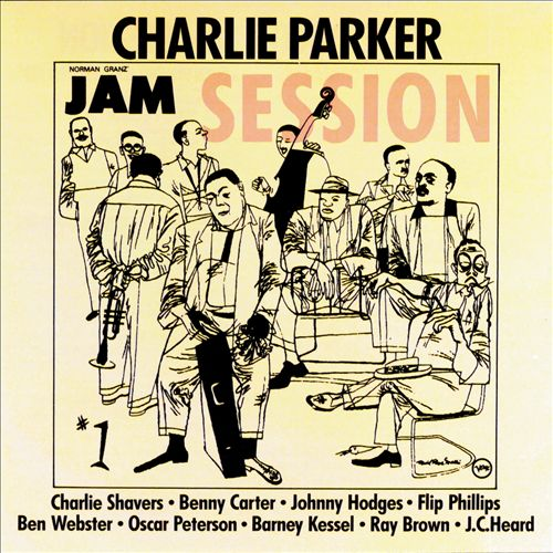 The Complete Charlie Parker Jam Session