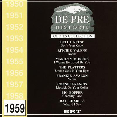 De Pre Historie: 1959, Vol. 1