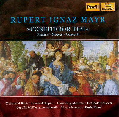 Rupert Ignaz Mayr: Confitebor tibi