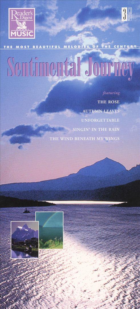 Sentimental Journey [Reader's Digest] [Box Set]