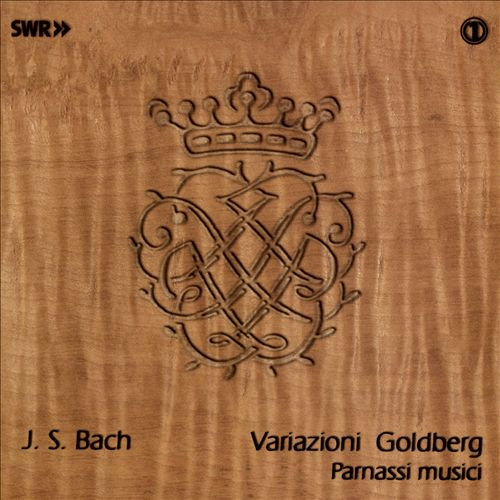 J.S. Bach: Variazioni Goldberg