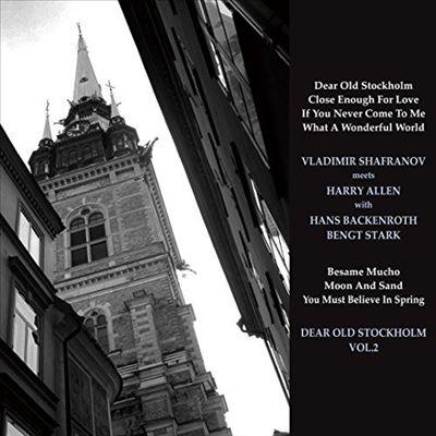 Dear Old Stockholm, Vol. 2