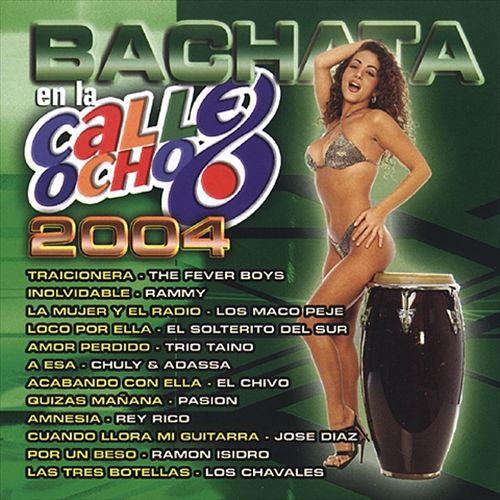Bachata en la Calle Ocho 2004