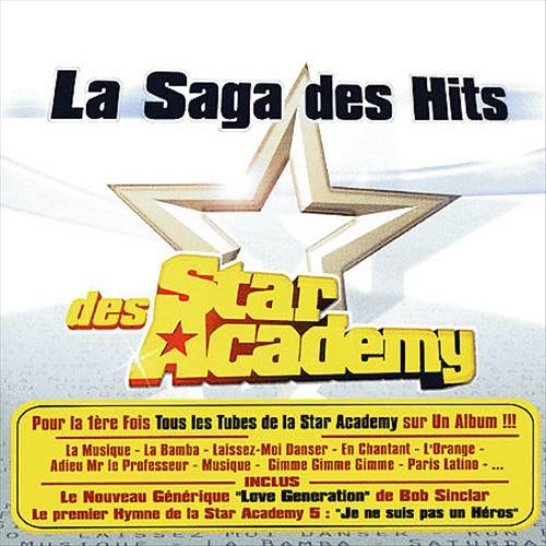 La Star Academy 5: Saga des Hits