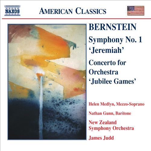 Bernstein: Symphony No. 1