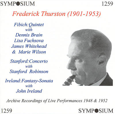 Archive Recordings of Live Performances, 1948 & 1952
