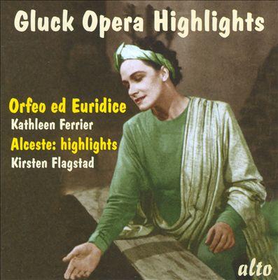Gluck: Opera Highlights