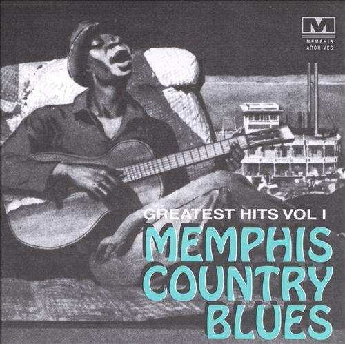 Memphis Country Blues, Vol. 1