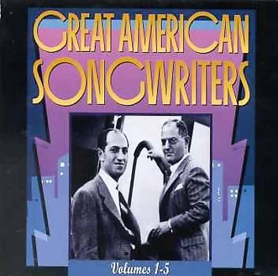 Great American Songwriters, Vols. 1-5 [Box]