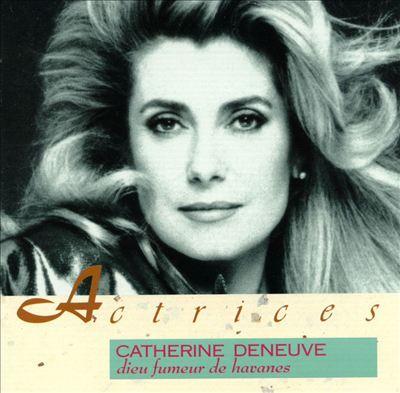Dieu Fumeur de Catherine Deneuve
