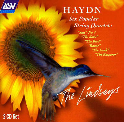 Haydn: Six Popular String Quartets