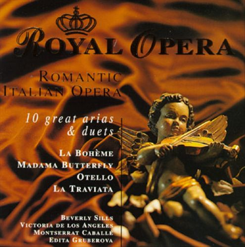 Romantic Italian Opera: 10 Great Arias & Duets