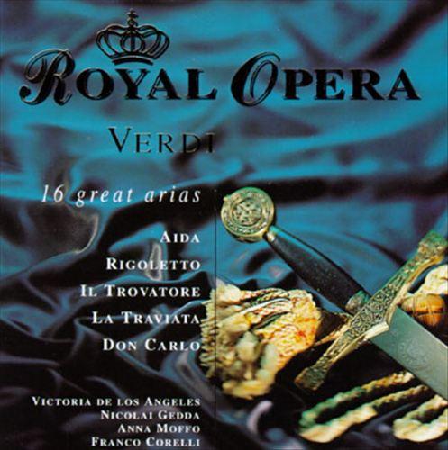 Giuseppe Verdi: 16 Great Arias