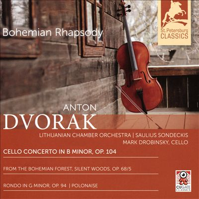 Bohemian Rhapsody: Anton Dvorak - Cello Concerto in B minor, Op. 104