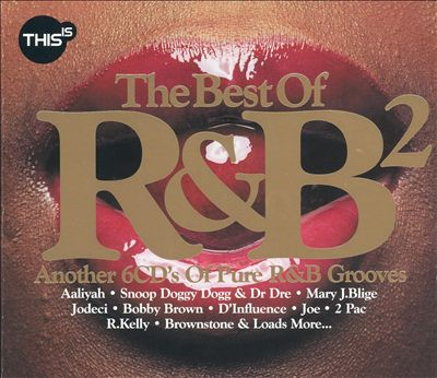 This Is the Best of R&B, Vol. 2
