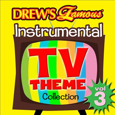 Drew's Famous Instrumental TV Theme Collection, Vol. 3