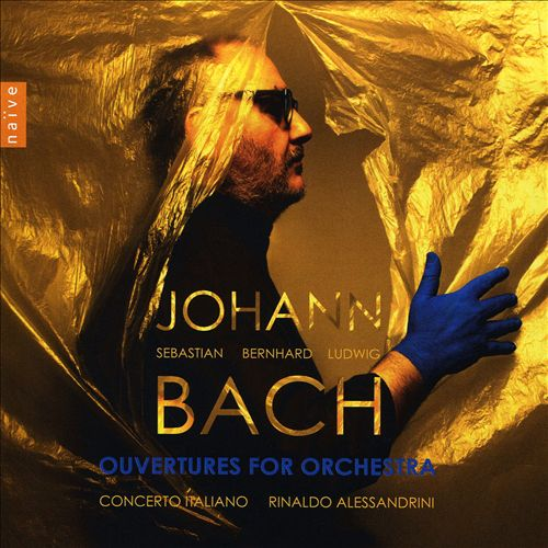 Johann Bach: Ouvertures for Orchestra