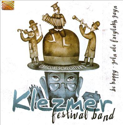 Gregori Schechter's Klezmer Festival Band