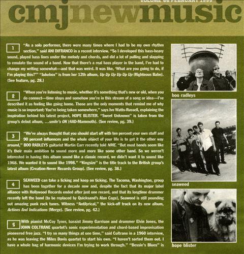 CMJ New Music, Vol. 66