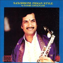 Saxophone Indian Style
