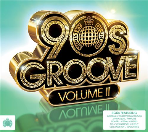 90s Groove, Vol. 2