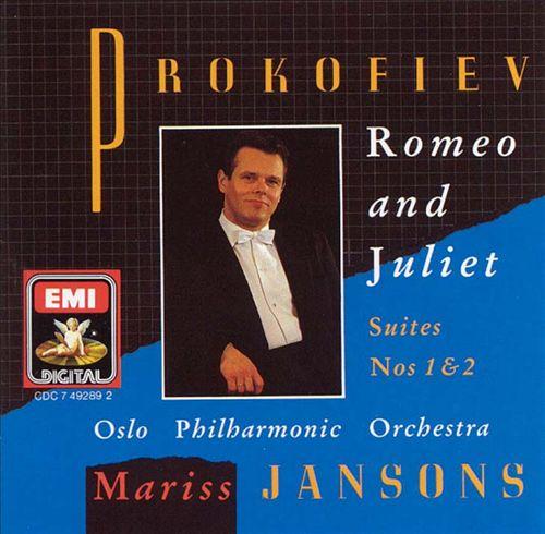 Prokofiev: Romeo and Juliet Suites Nos. 1 & 2