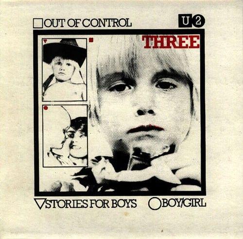 U2 Three [Single]