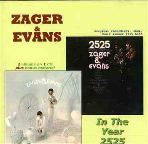 In the Year 2525 (Exordium & Terminus)