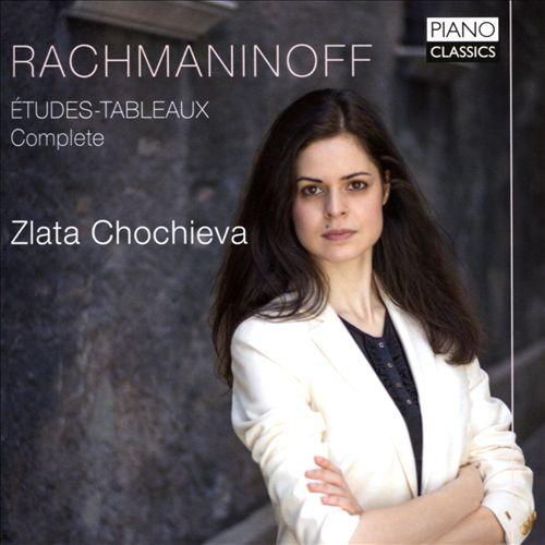 Rachmaninoff: Études-Tableaux Complete