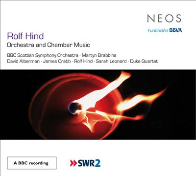 Rolf Hind: Orchestra and Chamber Music