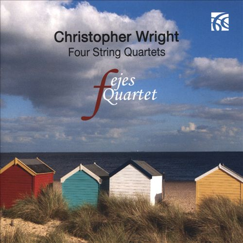 Christopher Wright: String Quartets