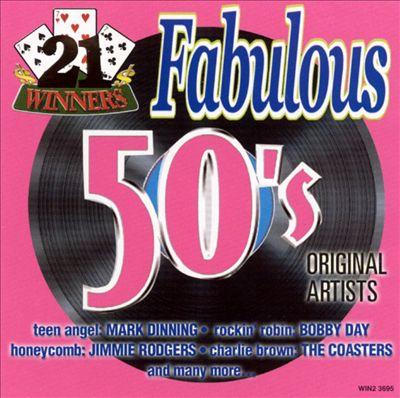 21 Winners: Fabulous 50's