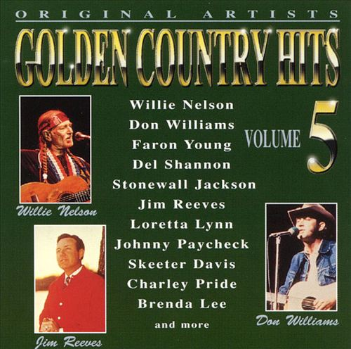 Golden Country Hits, Vol. 5