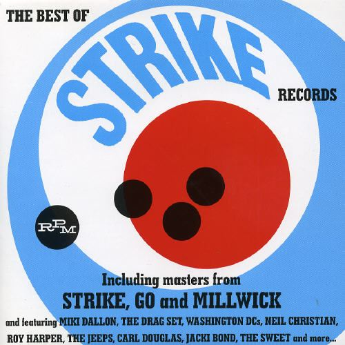 The Best of Strike Records