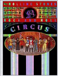The Rolling Stones Rock and Roll Circus [2CD/Blu-Ray/DVD]