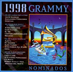 1998 Latin Grammy Nominees