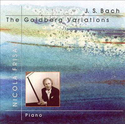 J.S. Bach: The Goldberg Variations