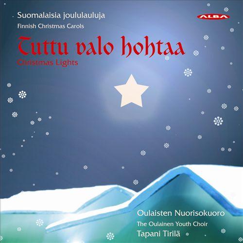 Tuttu valo hohtaa (Christmas Lights)