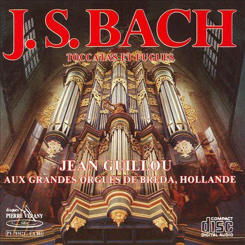 Bach: Toccatas et Fugues