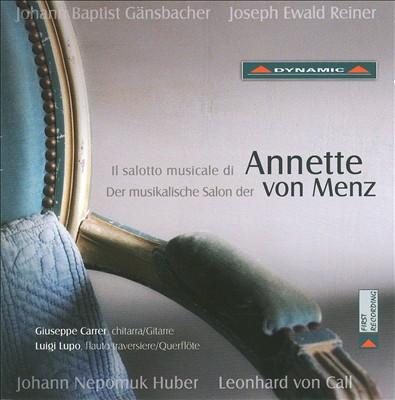 Il salotto musicale di Annette von Menz